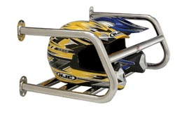Tubular Helmet Shelf 48 inch