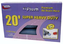 EZ Flush Super Heavy Duty Hose, 3