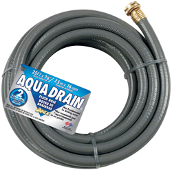 Gray Water Drain Hose, 5/8
