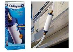 Exterior Disposable Water Filter w/12