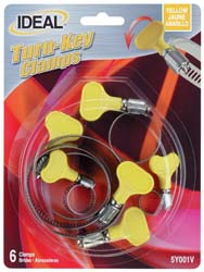 Turn-Key Clamps SAE Size 48