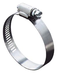 Stainless Steel Hose Clamp, 1
