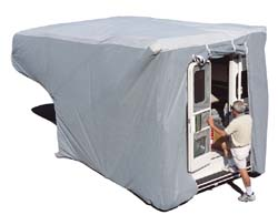 SFS AquaShed Truck Camper Cover Medium 8 ft - 10 ft