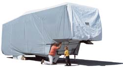 RV Tyvek Fifth Wheel Cover 37' 1