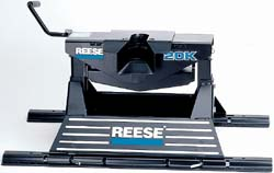 Reese 20K Fifth Wheel