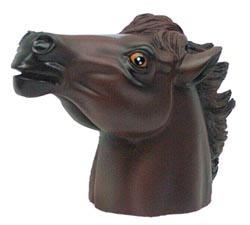 Hitch Ball Cover, Horse