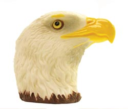 Hitch Ball Cover, Eagle