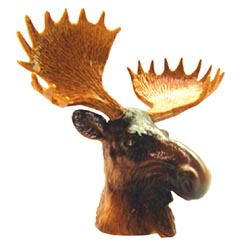 Hitch Ball Cover, Moose