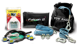 Combo Kit, Falcon-2 4D Str Cable