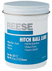 Hitch Ball Lube