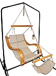 Deluxe Hammock Chair, Sand