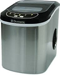 Stainless Steel Dometic Compact Portable Ice Maker