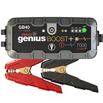 Noco Battery Portable Jump Starter, 12 Volt Batteries On Cars/ Trucks/ SUVs/ Motorcycles/ ATVs/ UTVs/ Lawn And Garden, Up To 20 Jump Starts Per Charge