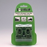 EasyKlip, Green, Pack Of 4
