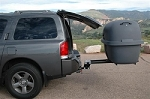 Lets Go Aero HGK819 Trailer Hitch Cargo Carrier