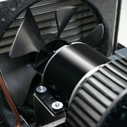 Dometic 15000 BTU Duo Therm Brisk II Air RV Air Conditioner Top Unit, White