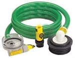 Sewer Solution 25' Extension Sewer Hose SS25