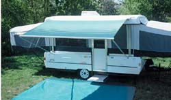 Pop-Up Camper Awnings