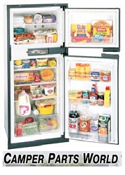 Rv Refrigerator,Norcold 6.3 Cubic Ft N600 Gas Absorption 3-Way on