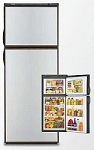 Dometic RM3962RB Refrigerator / Freezer 2-way - 9 Cu. Ft.