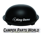 King-Dome LP, In-Motion, Black