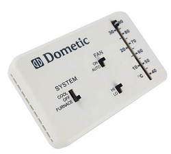 Dometic Analog Thermostat Cool/Furnace 3106995 032