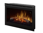 Dimplex Fireplace With Simulated Logs LED Viewing Area 4777 BTU