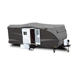 Adco AquaShed SFS Designer Travel Trailer Cover Up to 15'