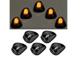 Surface Mount Clearance Lights Amber LED 4 Pack