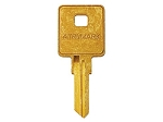 TriMark White Travel Trailer RV Key Lock