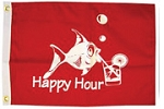 Taylor Made 5418 Happy Hour Flag