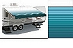 Carefree Rv Awning 16 ft Teal Simplicity Plus  (hardware not included)