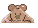 Teddy Bear Bunk Series Tan 28 Inch x 74 Inch