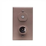 TV Outlet Brown