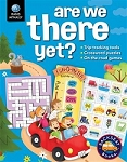 Are We There Yet? Kids Activity Book