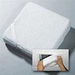 Ventmate White 14 Inch x 14 Inch Roof Vent Insulation
