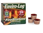 Fleming Sales Pack Of 24 CampFire Starter