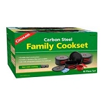 Coghlan's Carbon Steel Coated Cookware Set