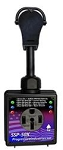 Progressive Industries 50 Amp With Fault Indicator Light With Weather Resistance Surge Protector