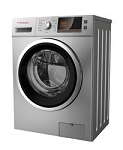 Contoure Black 23-1/2 Inch Width x 33-1/2 Inch Height x 22-1/2 Inch Depth Clothes Washer/ Clothes Dryer/ Combo Unit