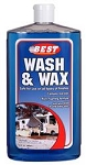 ProPack 32 Ounce Bottle Car Wash And Wax