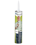 551LSW1 Dicor White Non-Sag Roof Lap Sealant - 10.3 oz. Tube