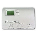 Coleman Mach White 12 Volt Wall Thermostat