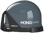 King Quest Satellite Antenna Direct TV Portable For RVs