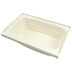 Bathtub; Better Bath; Standard Tub; 27 Inch x 54 Inch; With