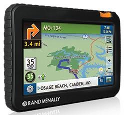 Rand Mcnally Gps >> Rand Mcnally Tripmaker 7 Screen Gps System W Lifetime Maps