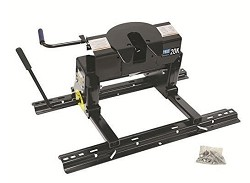 5th Wheel Slider Hitch >> Reese Pro Series 20k Fifth Wheel Hitch 4 Bolt W Slider