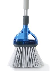 StorMate Collapsible Broom\Dust Pan