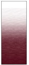 Rv Awning Vinyl Canopy Replacement, 19 ft, Burgundy Fade