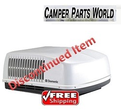 Dometic Duo Therm Brisk Air RV Air Conditioner 15000 BTU